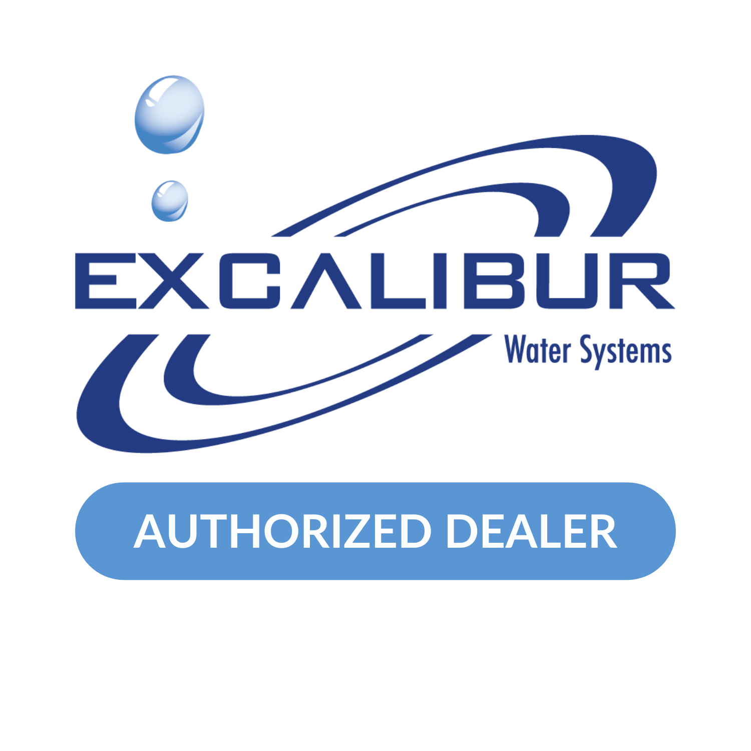 Vandermeulen Plumbing is an authorized Excalibur dealer.